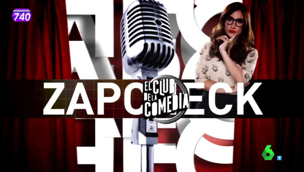 Zapcheck, especial El Club de la Comedia