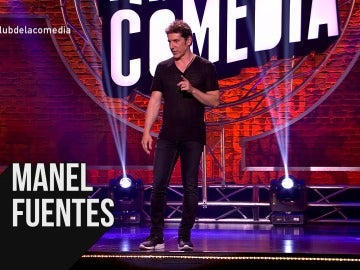 Manel Fuentes en El Club de la Comedia