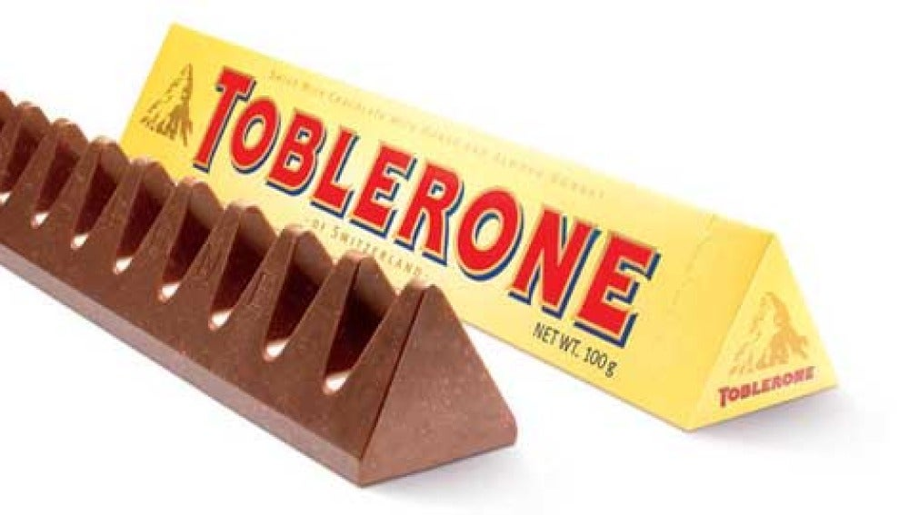Chocolatina 'Toblerone'