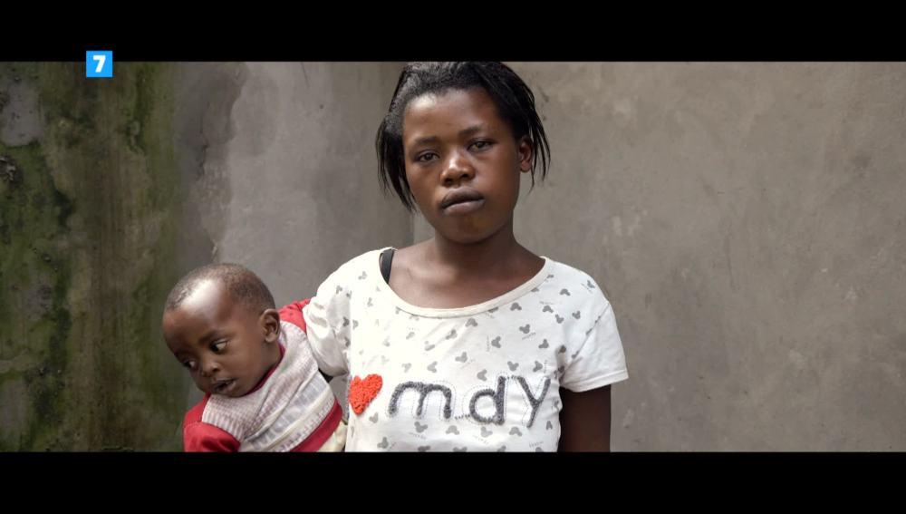 Mujer de la República Democrática del Congo