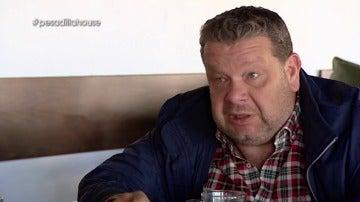 Alberto Chicote en el 'House Café'