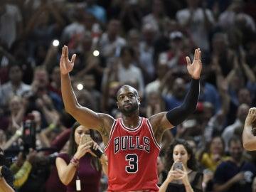 Wade, con los Bulls