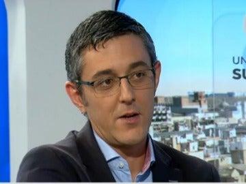 Eduardo Madina en Espejo Público