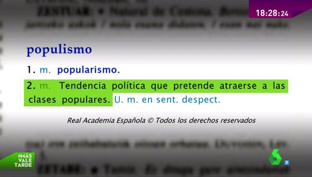 Frame 124.326587 de: Ciudadanos y el Partido Popular o Podemos, ¿Quién es más populista y se parece más a Donald Trump?