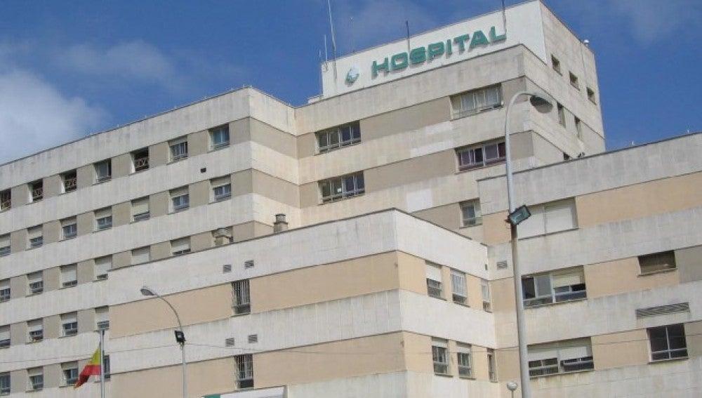 Hospital Punta Europa de Algeciras