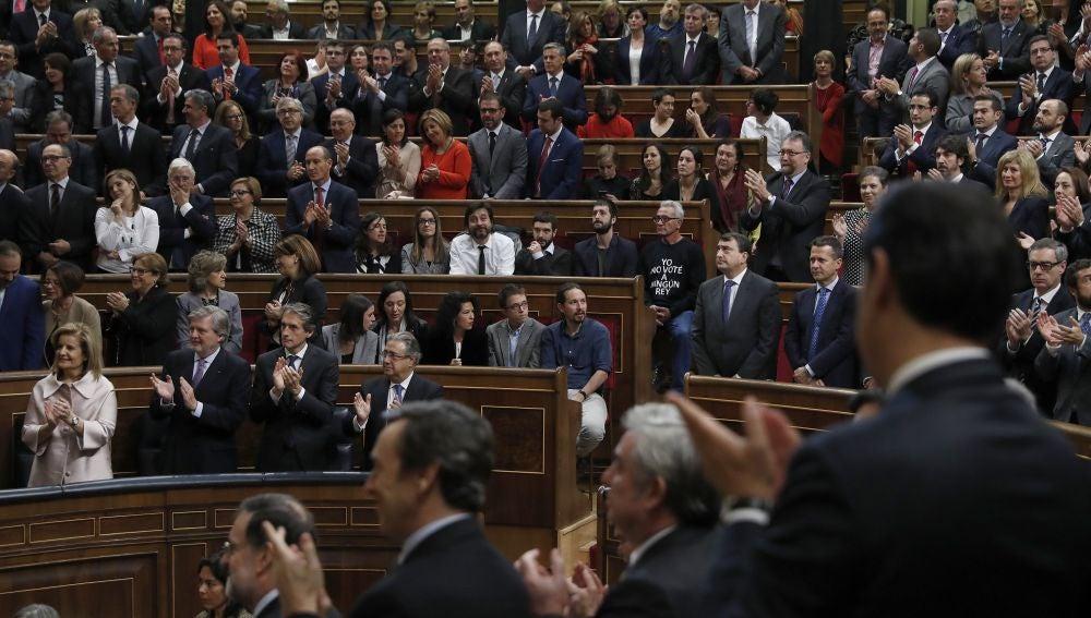 Apertura de Legislatura en el Congreso