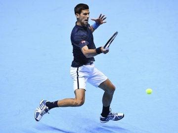 Djokovic en la Copa Masters