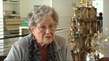 Carmina, la protagonista del anuncio de la lotería