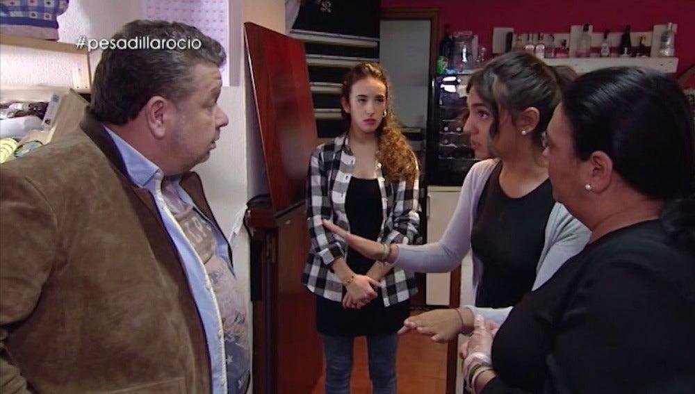 Alberto Chicote en 'Pesadilla Rocío'