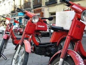 Motos de Telepizza