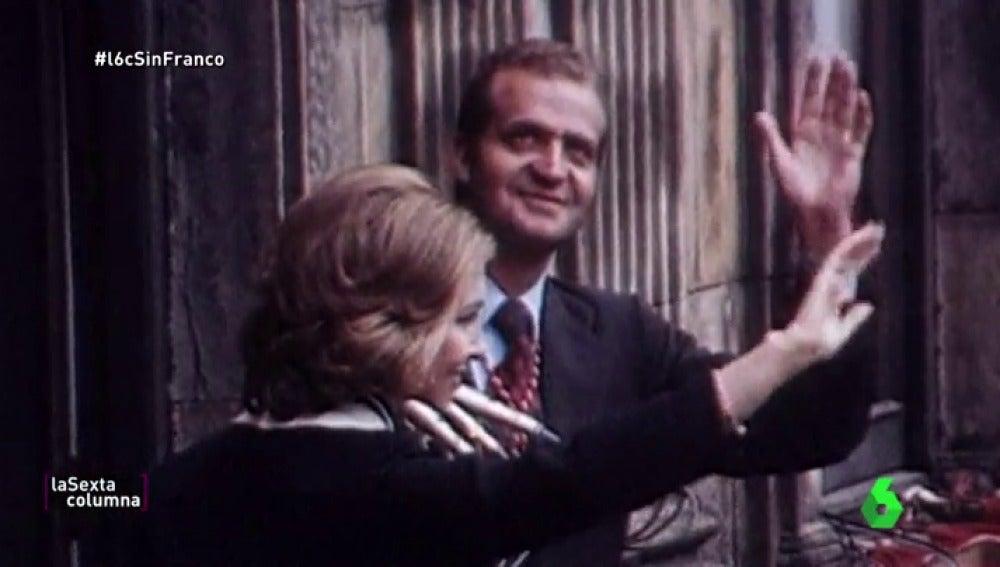 Frame 149.654301 de: De ser llamado 'el breve' a reinar durante 39 años: así fue la maniobra del Gobierno que permitió a Juan Carlos ser rey sin referéndum