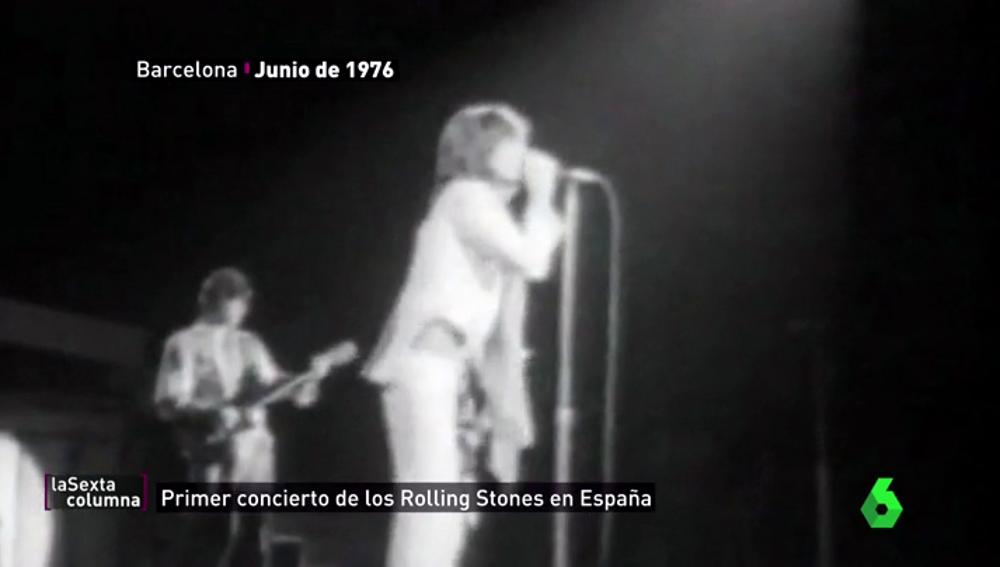 Frame 110.286423 de: Vinieron los exiliados, turistas y hasta los Rolling Stones: el cambio aperturista en España tras la muerte de Franco