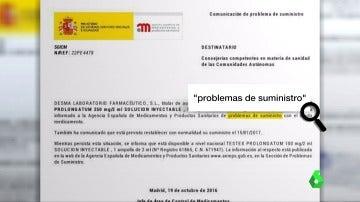 Frame 32.700462 de: El colectivo transexual denuncia un desabastecimiento de hormonas en toda España