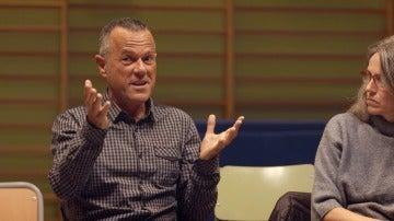 Sergi, profesor en 'De hijos a padres'