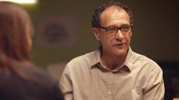 Gabriel Fernández, director de instituto en 'De hijos a padres'