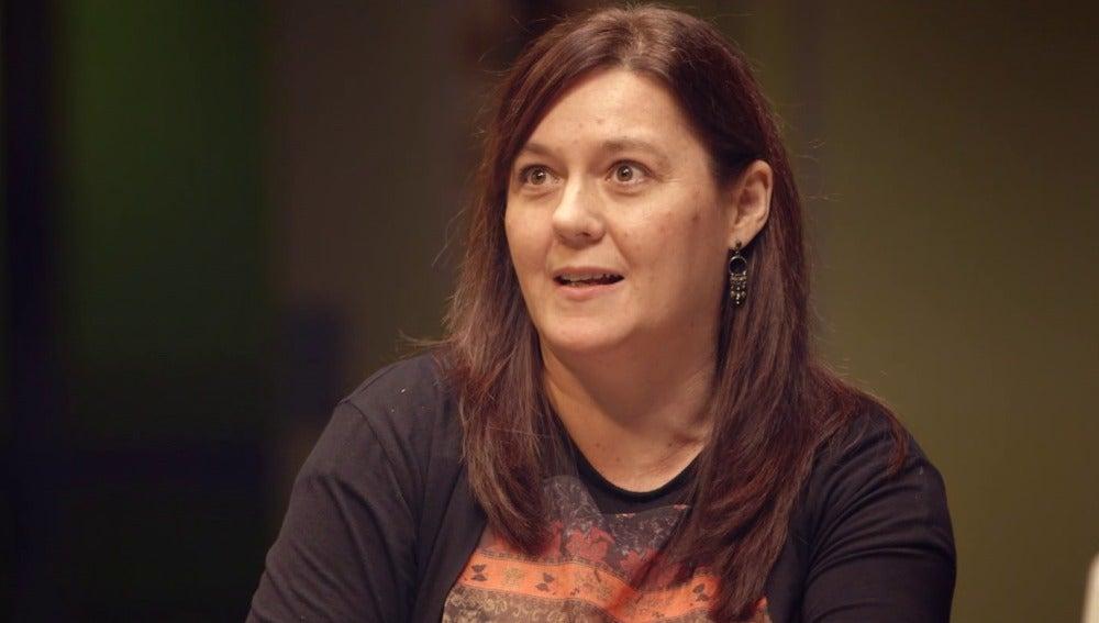 Rocío, madre en 'De hijos a padres' en Salvados