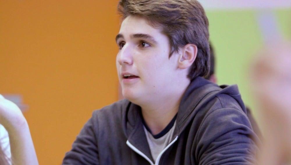 Un adolescente en 'De hijos a padres' Salvados