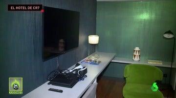 Frame 71.88564 de: Así es el hotel de Cristiano Ronaldo en Lisboa