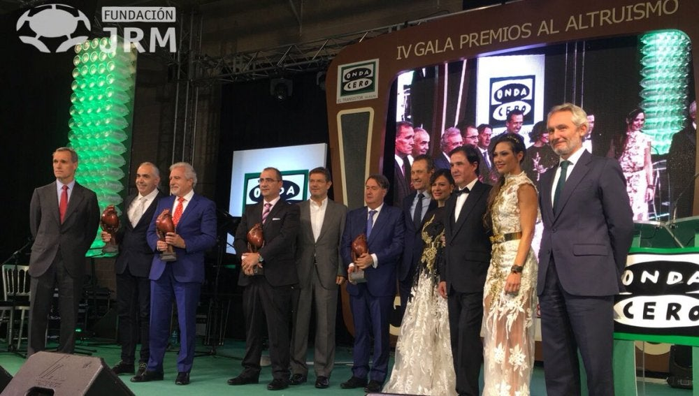 IV Edición de Premios de Altruísmo.