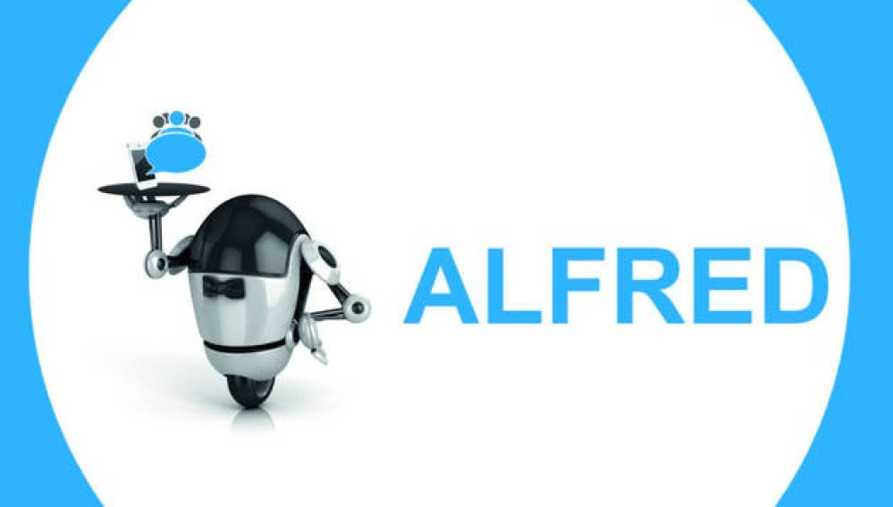'Alfred', un mayordomo virtual europeo para personas mayores