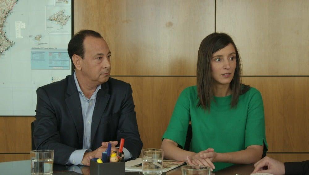 Patricia Cortizas, directora de relaciones externas de Mercadona