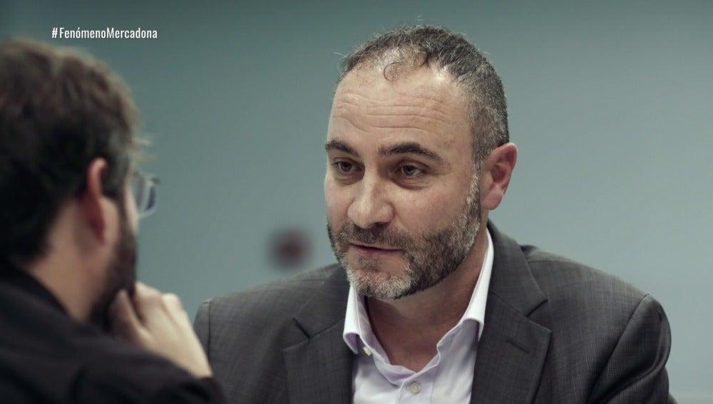 Agustín Catalá, director de compras de Mercadona