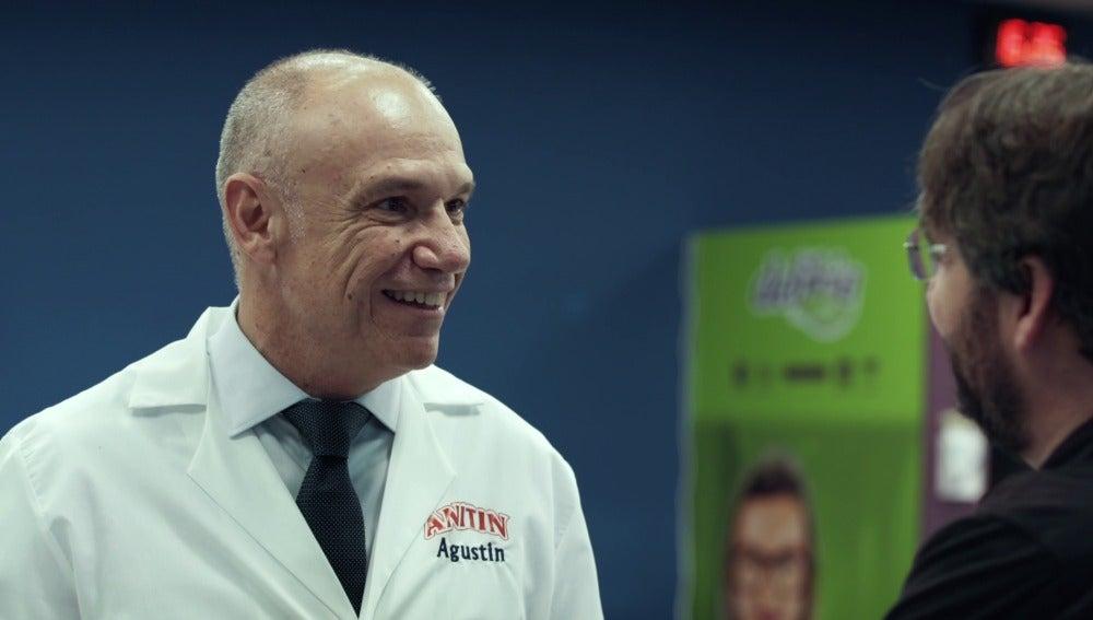 Agustín Blay, propietario de Anitín, proveedor de pan exclusivo para Mercadona