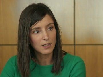Patricia Cortizas, directora de relaciones externas de Mercadona en Salvados