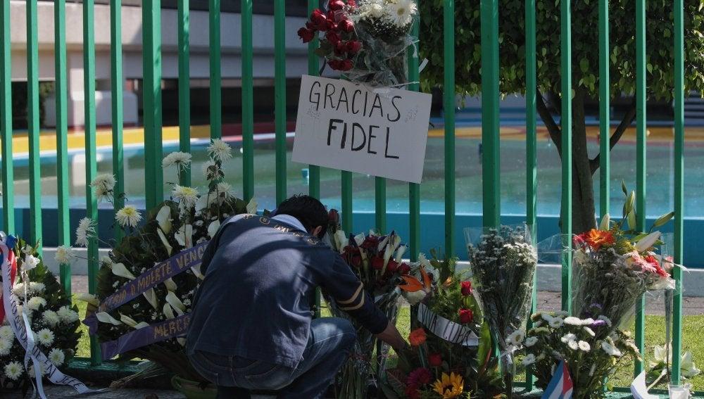 Homenajes a Fidel Castro en Cuba