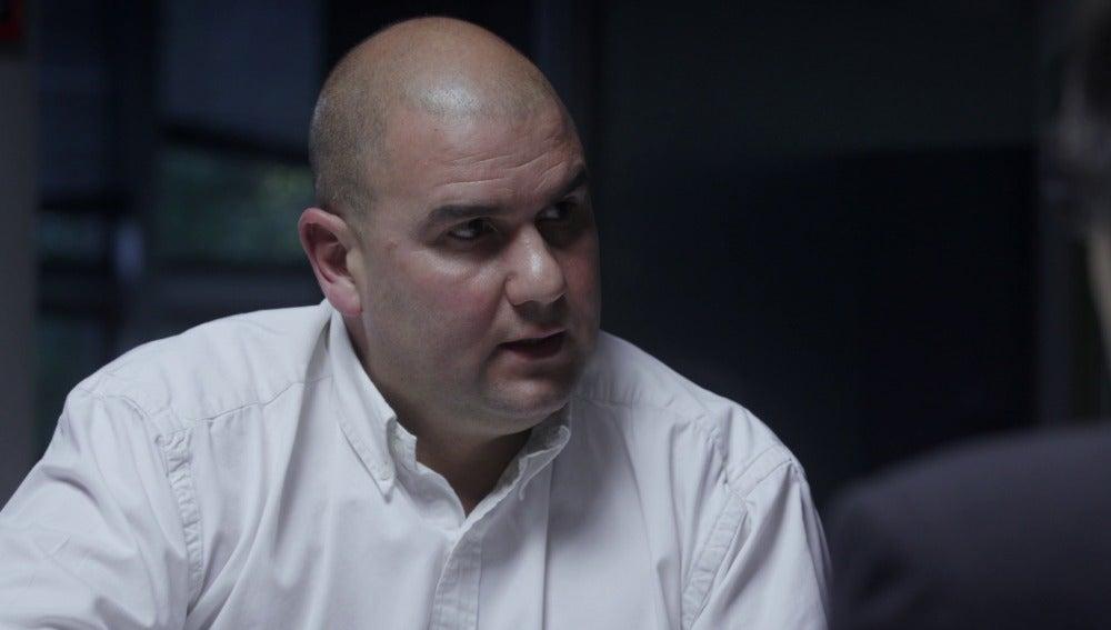Roberto, extrabajador de Mercadona en Salvados