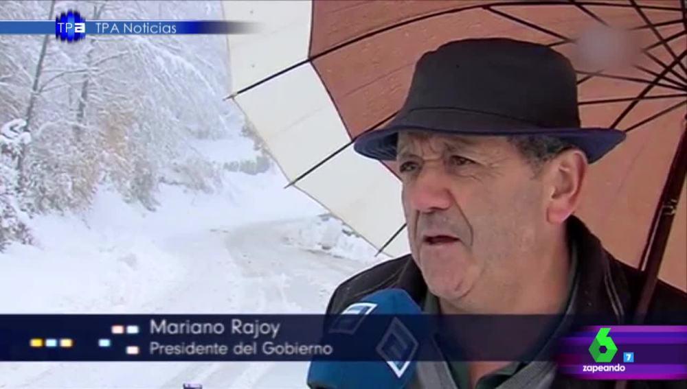 El error de rotulación de la televisión asturiana