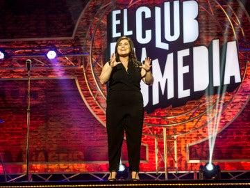 Inma Cuevas en El Club de la Comedia