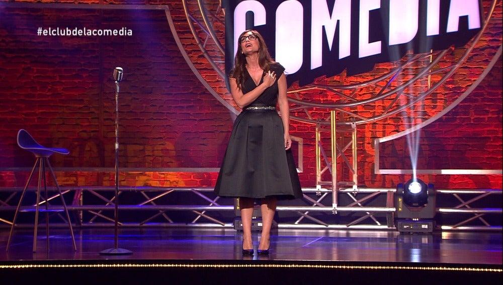 Ana Morgade en El Club de la Comedia