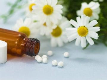 Producto homeopático sólido