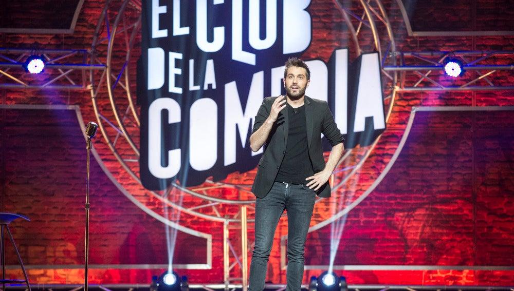 Dani Martínez en El Club de la Comedia