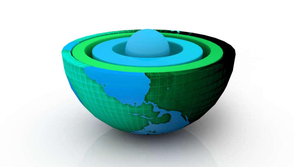 Según estudios podría haber agua cerca del núcleo de la Tierra