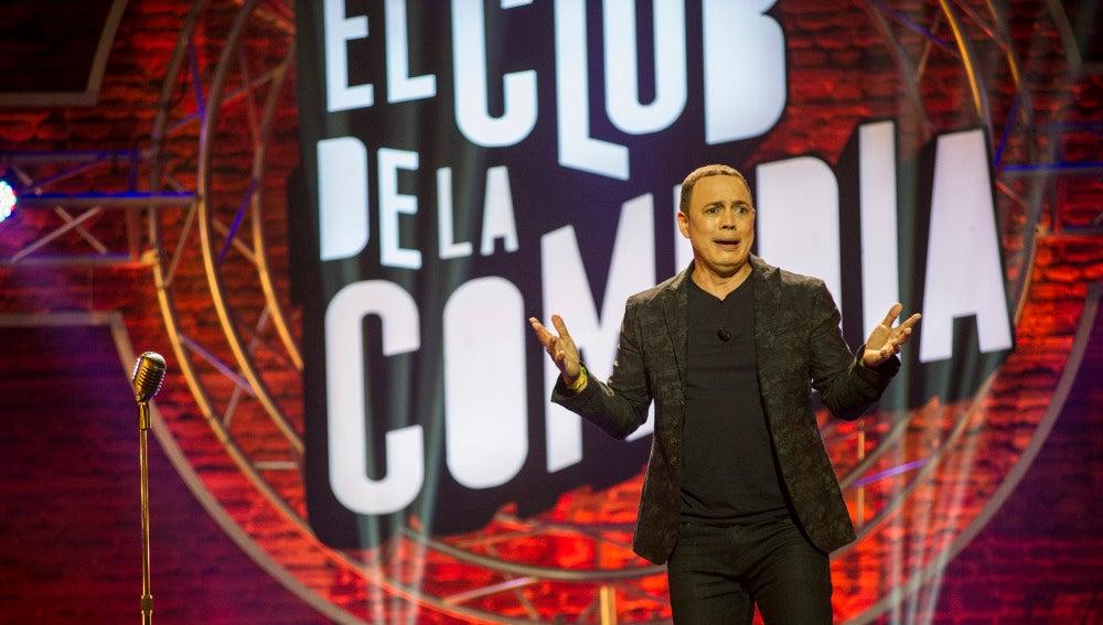 Alexis Valdés en El Club de la Comedia