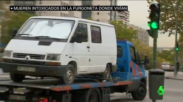 Frame 9.732818 de: MUERTOS FURGONETA
