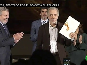 """Frame 34.167272 de: Fernando Trueba: """"Soy español, amo a este país y vivo en él porque me gusta y quiero"""""""