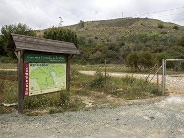 El juez deniega la suspensión de trabajos en la mina de Aznalcóllar (Sevilla) Vista de uno de los accesos a la mina de Aznalcóllar (Sevilla).