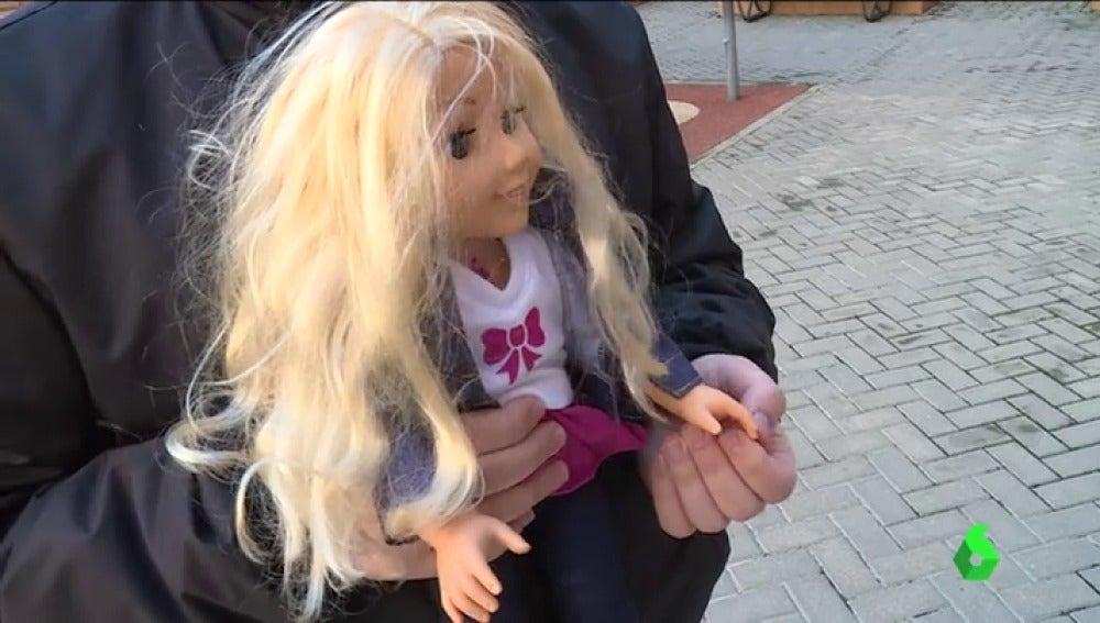 Imagen de la muñeca Cayla