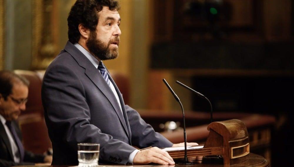 Miguel Gutiérrez, Secretario General del Grupo Ciudadanos en el Congreso