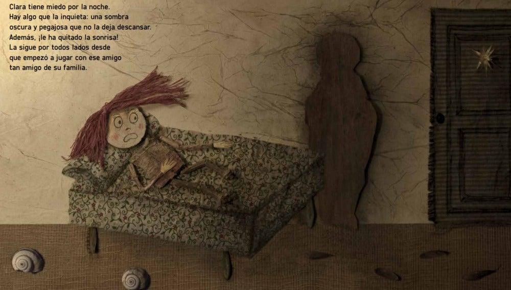 Fragmento del libro 'Clara y su sombra'