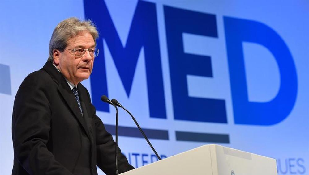Paolo Gentiloni, nuevo primer ministro de Italia