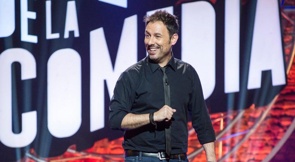 Iñaki Urrutia en El Club de la Comedia