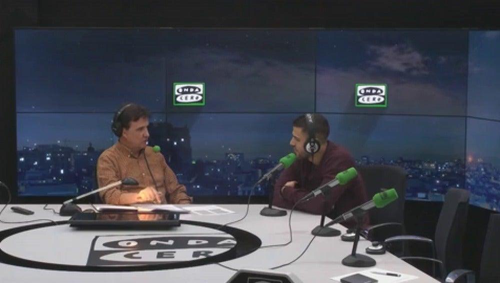 Frame 334.732437 de: Aquí puedes ver la entrevista completa de Álvaro Domínguez