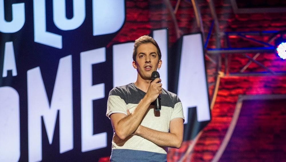 David Broncano en El Club de la Comedia