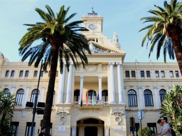 El Ayuntamiento de Málaga
