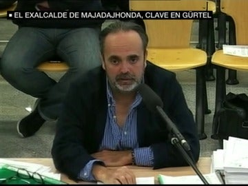 Guillermo Ortega, exalcalde de Majadahonda