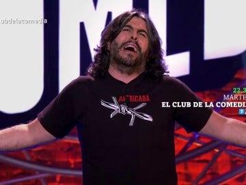 Frame 14.809451 de: Agustín Jiménez, Alba Flores, José Luis Gil, Vaquero y Ricardo Moure, el martes en El Club de la Comedia